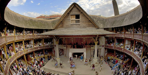 Shakespeare S Globe Cambridge Centre For The Study Of